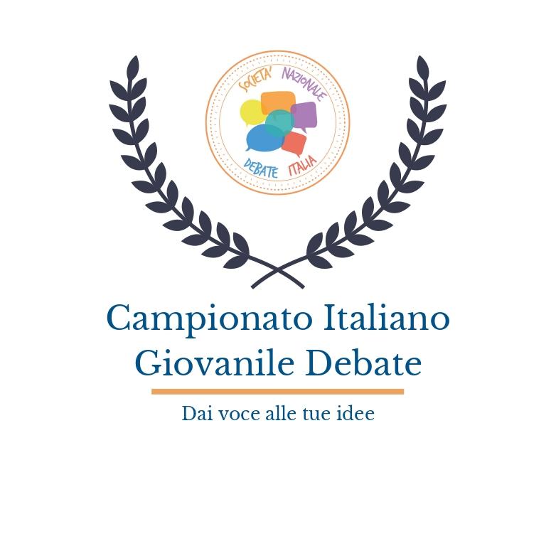 Logo Campionato Italiano Debate